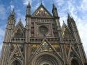 Orvieto: Duomo, front view