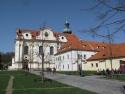 Břevnov Monastery, Basilica of Saint Margaret