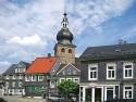 Lennep, Altstadt mit Stadtkirche