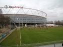 Ulrich-Haberland-Stadion und BayArena