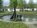 Schloss Morsbroich in Leverkusen, Fontaine monumentale