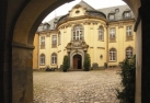 Schloss Dyck, Innenhof des Hauptschlosses