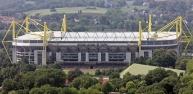 Signal Iduna Park (Westfalenstadion) in Dortmund