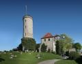 Sparrenburg, Bergfried mit Palas
