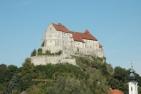 Burg zu Burghausen von Süden