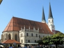 Altötting, Stiftspfarrkirche ʺSt. Philipp und Jakobʺ