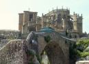 Castro Urdiales, Church of Santa Maria Assunta and Medieval Bridge