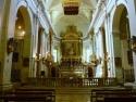 The altar of the Cappella Ducale di San Liborio, Colorno