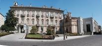 Palazzo Mezzabarba, sede del municipio