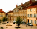 Paray-le-Monial, Place Lamartine