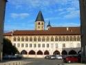 Cluny, palais du pape Gelase
