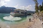 Udflugtsbåd ʺStadt Innsbruckʺ på Achensee/The ship ʺStadt Innsbruckʺ on Lake Achen