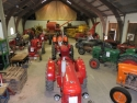 Traktor- og maskinsamlingen/The tractor and machinery collection