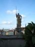 Roland Fountain in Cheb