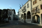 Gemona, old town