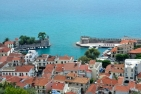 Old Nafpaktos, view from the castle