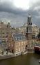 Amsterdam, Muntgebouw en Munttoren