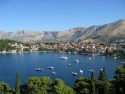 Cavtat and its harbor