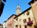 Saluzzo, Palazzo Comunale con la Torre Civica