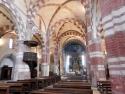 Abbazia di Staffarda - Interno della Chiesa abbaziale