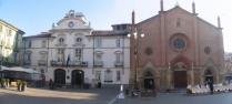 Asti, Collegiata di San Secondo e Palazzo del Comune