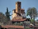 Castelnuovo Don Bosco, Torre e Cappella della Madonna del Castello