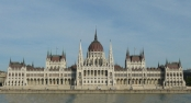 Renovated Parliament Building Hungary, Budapest