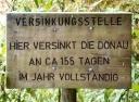 Donauversinkung bei Immendingen