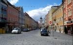 Stadtplatz von Vilshofen an der Donau