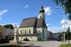 Pfarrkirche in Aschach an der Donau