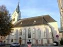Ybbs, kath. Pfarrkirche hl. Laurentius