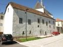 Ybbs, Passauer Hof (Kasten)/ehem. Palas der Ybbsburg