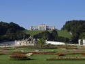 Schloss Schönbrunn, Blick auf die Gloriette