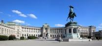 Wien, Hauptfassade der Neuen Burg