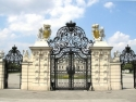 Belvedere palace in Vienna, main entrance