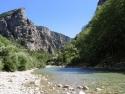 River Verdon, in the Gorges du Verdon