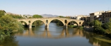 Puente la Reina - Pont romànic