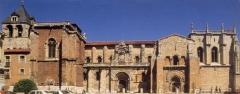 Real Basílica Colegiata of San Isidoro, León
