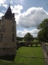 Tour gauche du château dʹAugerville