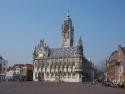 Middelburg, town hall