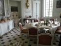 Domaine de Villarceaux - Château du haut - Salle à manger