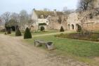 Le jardin du château Saint-Jean, à Nogent-le-Rotrou