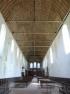 Nef de lʹéglise abbatiale de la Sainte-Trinité de Tiron