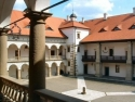 Court of Castle of Polish Kings in Niepołomice