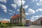 Holy Cross Church in Brzeg