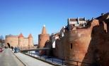 Warsaw, Defensive walls, Ulica Podwale
