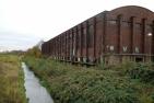 naturnah umgebaute ex-Köttelbecke Emscher in Dortmund-Dorstfeld