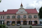 Reghin, Town Hall