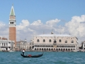 Dogeʹs Palace and campanile of St. Markʹs Basilica