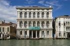 CaʹRezzonico, Venice facade of Giorgio Massari